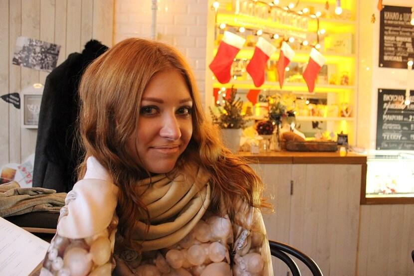 Soviet Cafe St Petersburg