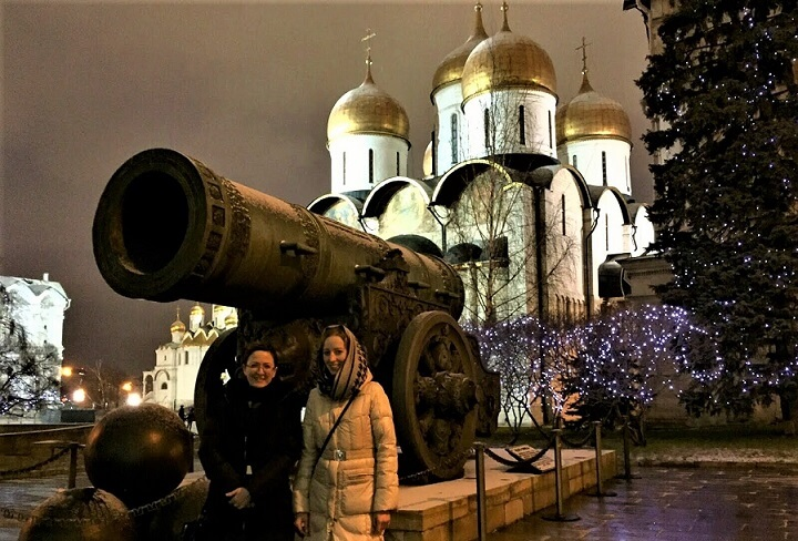 things to do in Moscow 2017