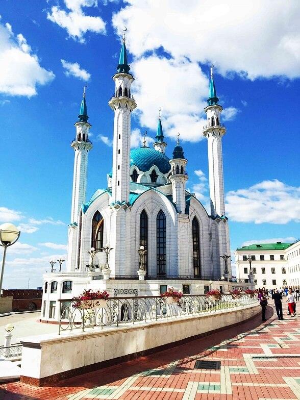 Kremlin in Kazan