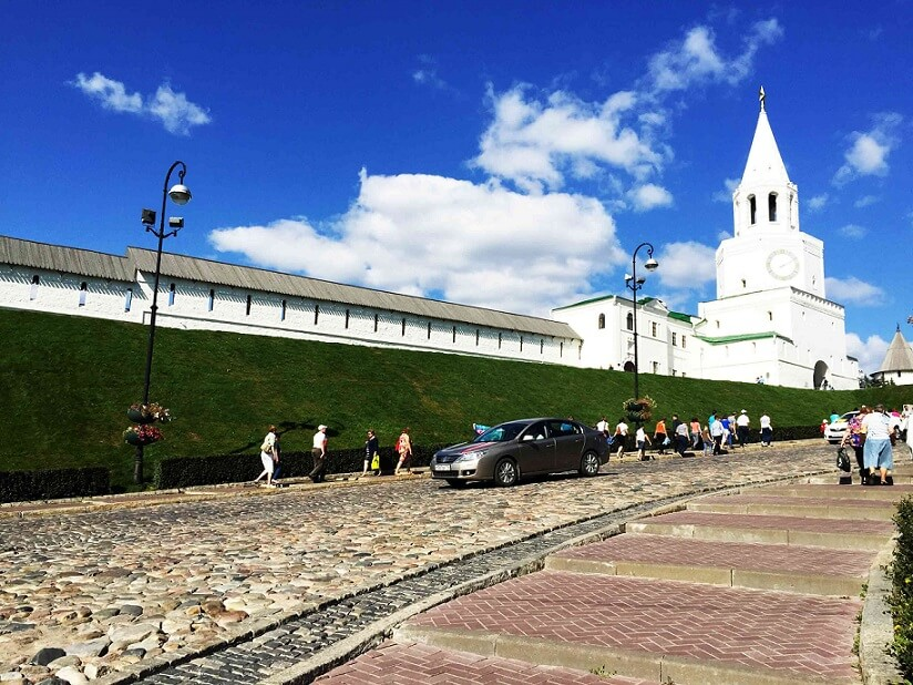 What to do in Kazan Russia