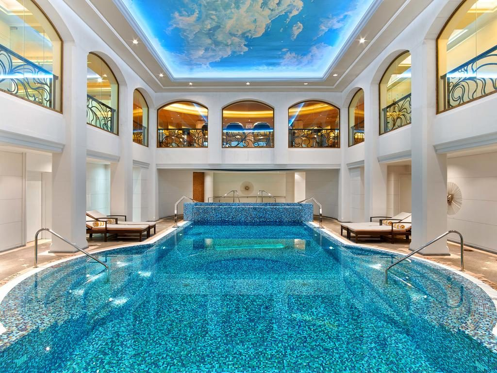5-star hotels in moscow