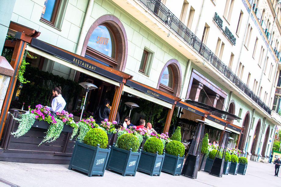 best hotels in moscow