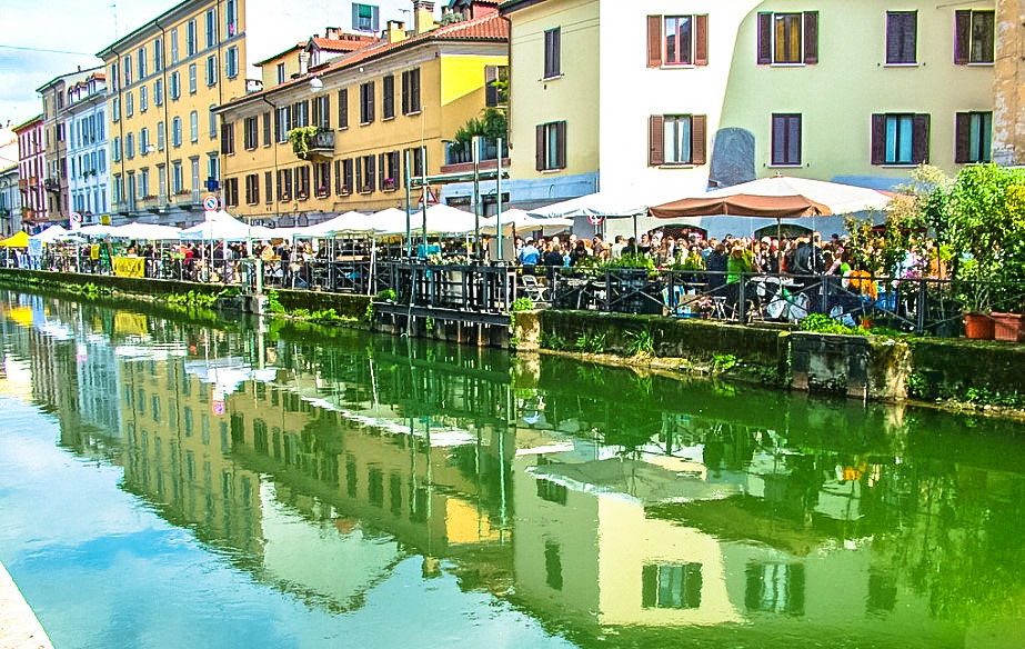 Milan Must See - Navigli