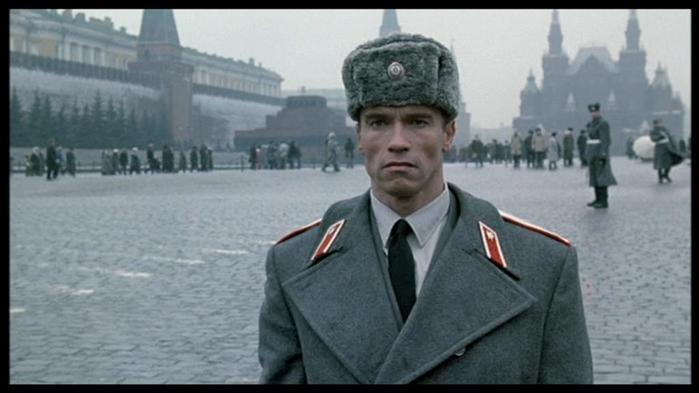 Visit Moscow - Arnold Schwarzenegger traveling to Moscow