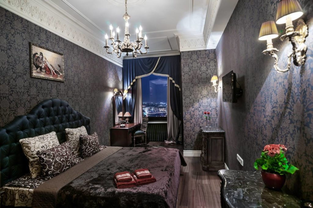 Luzury Moscow accommodation
