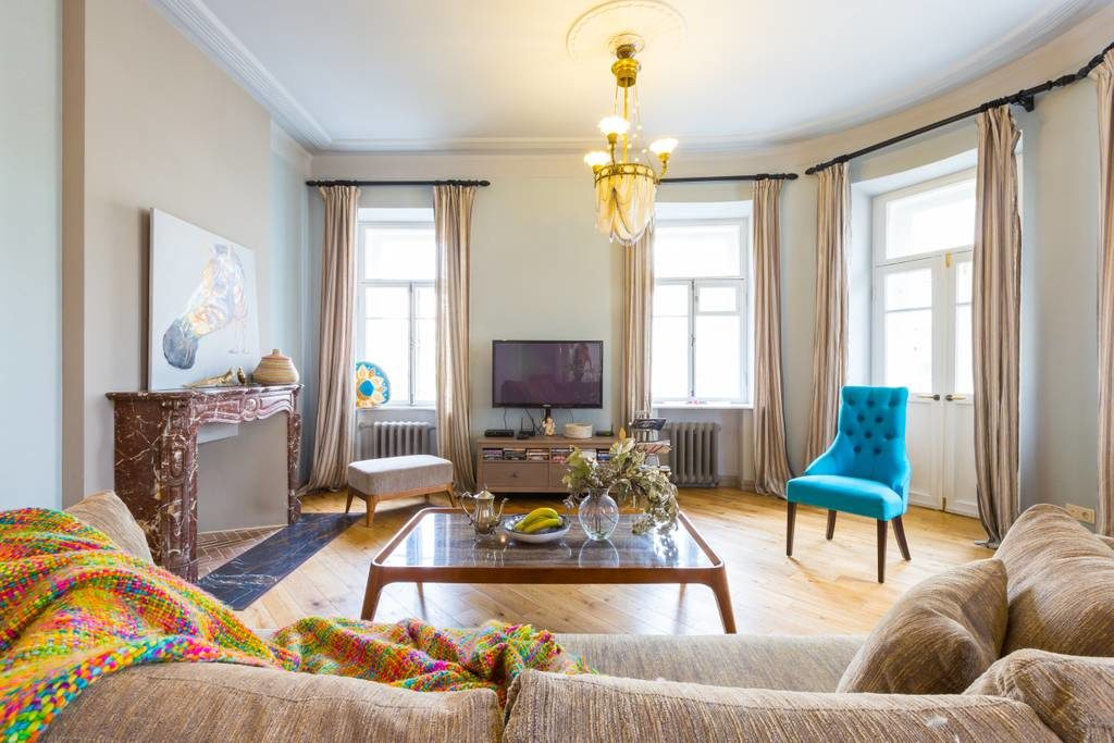 Moscow accommodation in city center