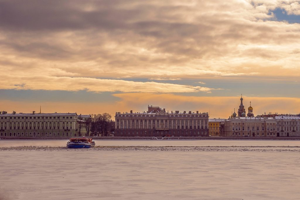 interestI got facts about St.Petersburg