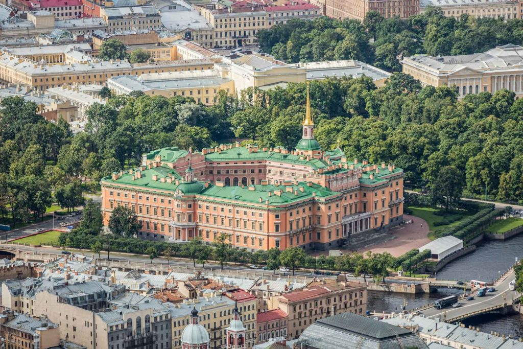 Visit St Petersburg - what to do in Russia