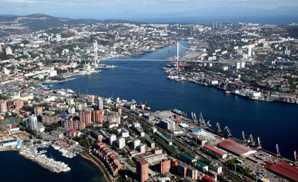 Visit Vladivostok - Russian border with China