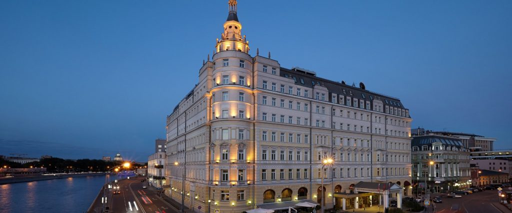Best Moscow hotels