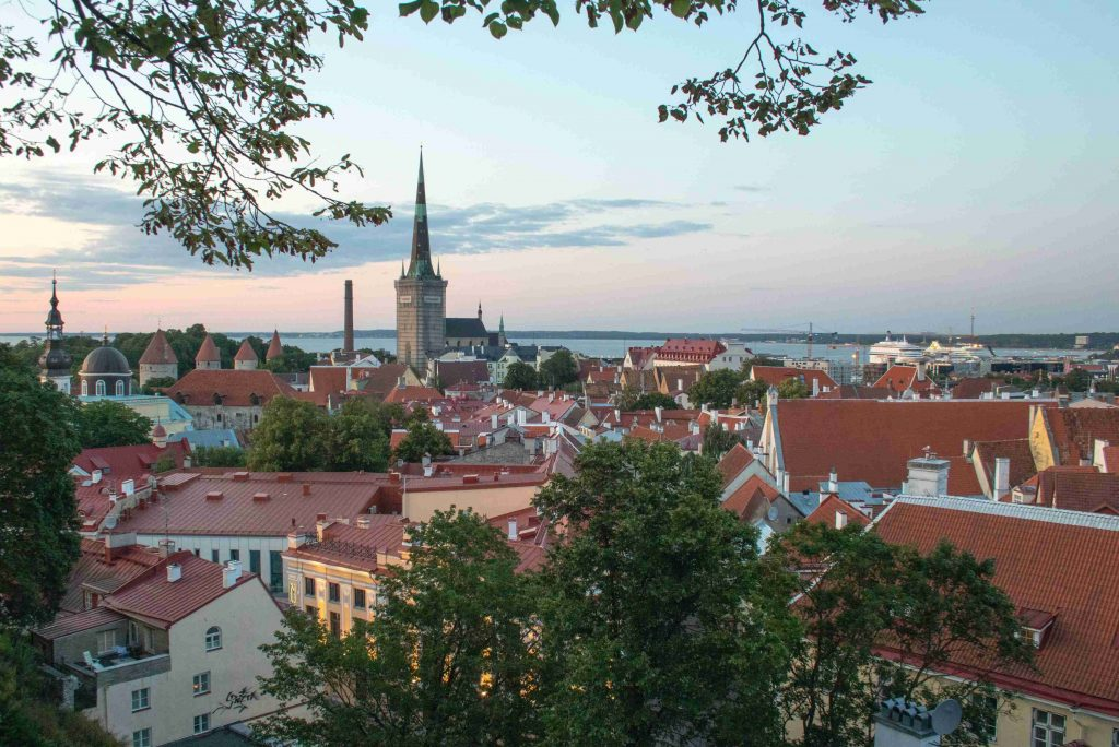 Is it safe to travel to Estonia